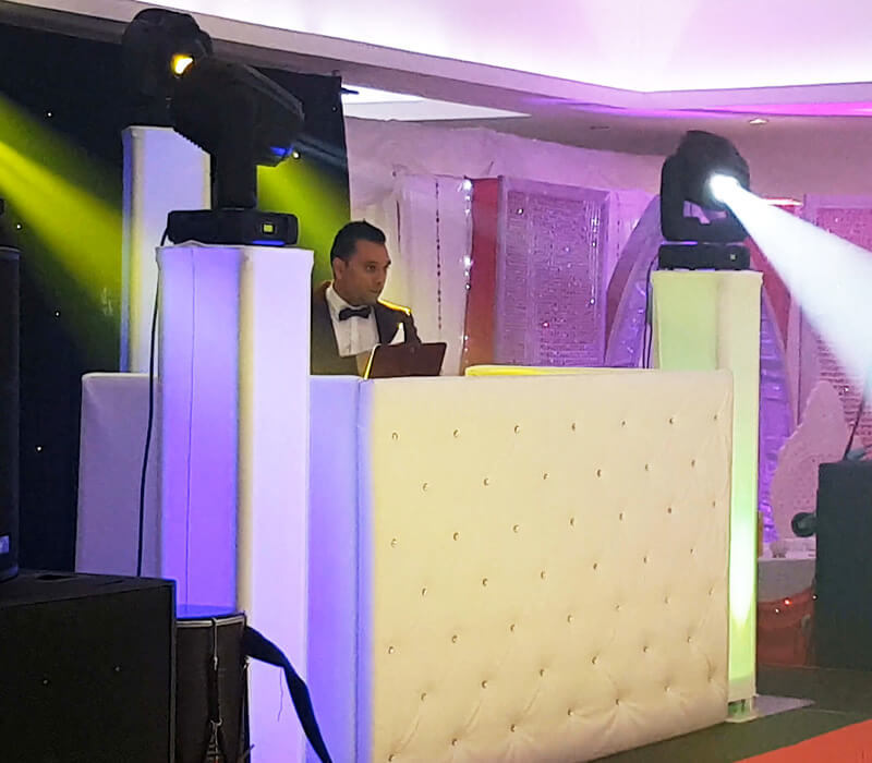 Chesterfield Dj Booth