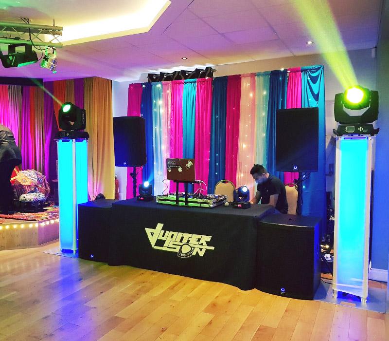 Bhangra DJ Setup